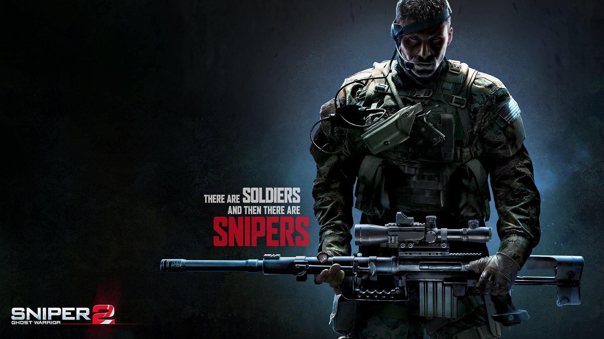 Sniper2 игра  № 2328154 загрузить