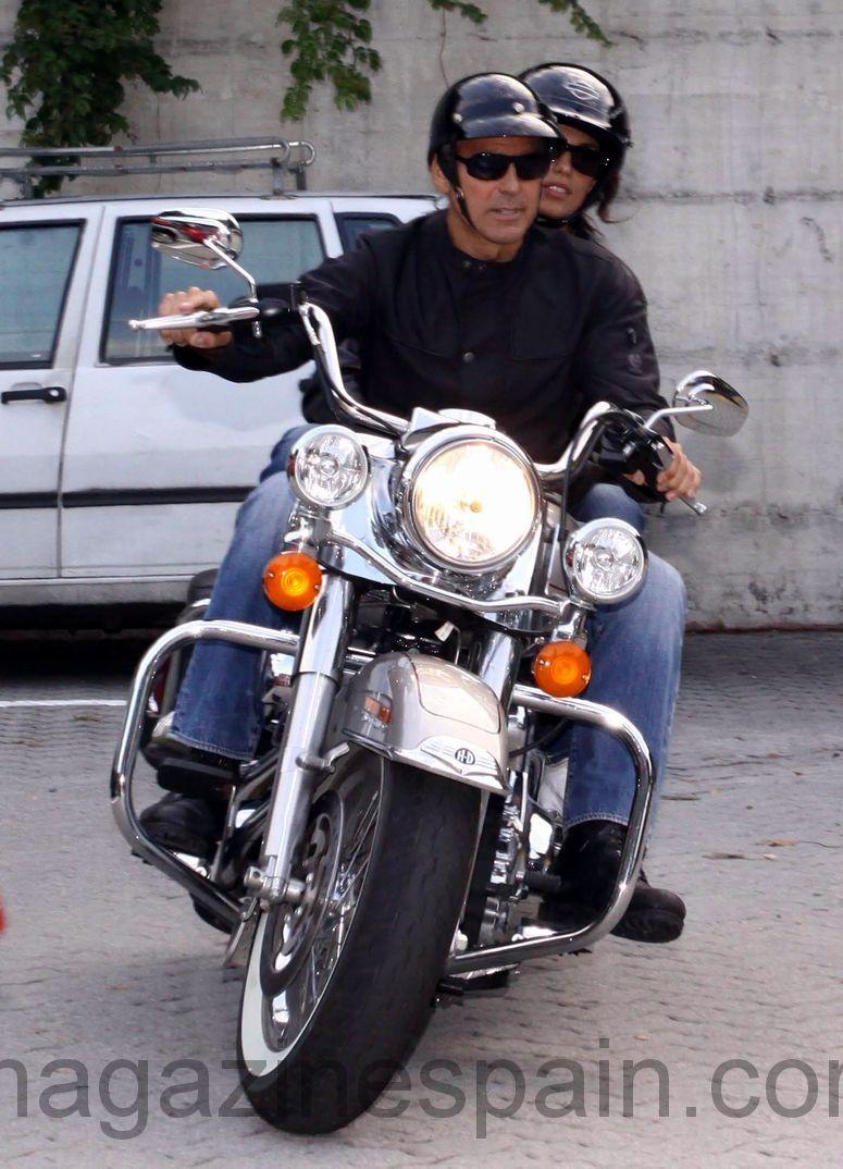 As eran As son George Clooney 2007 2014 Harley Biker 775x1074