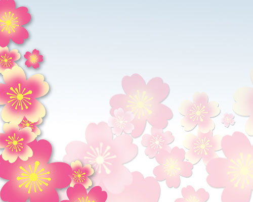 Sakura Background - WallpaperSafari