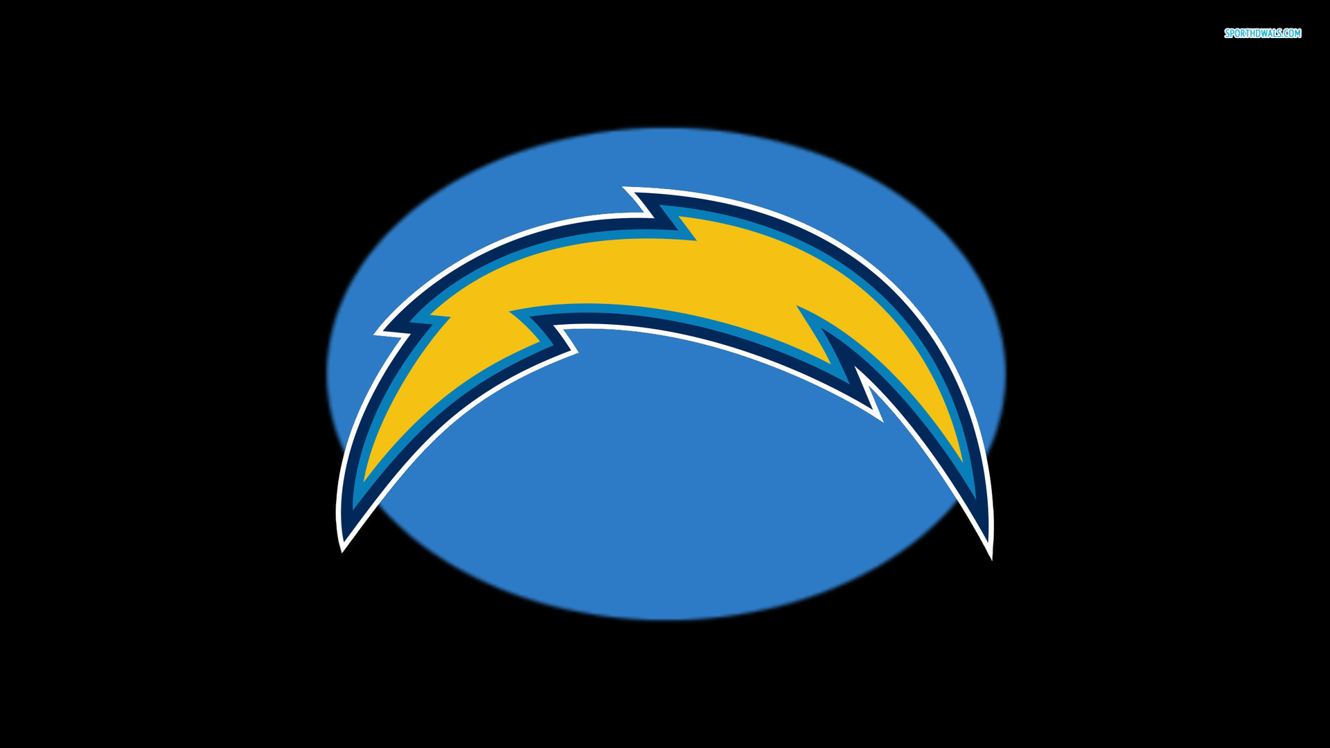Free Download San Diego Chargers Nfl Football Bw Wallpaper