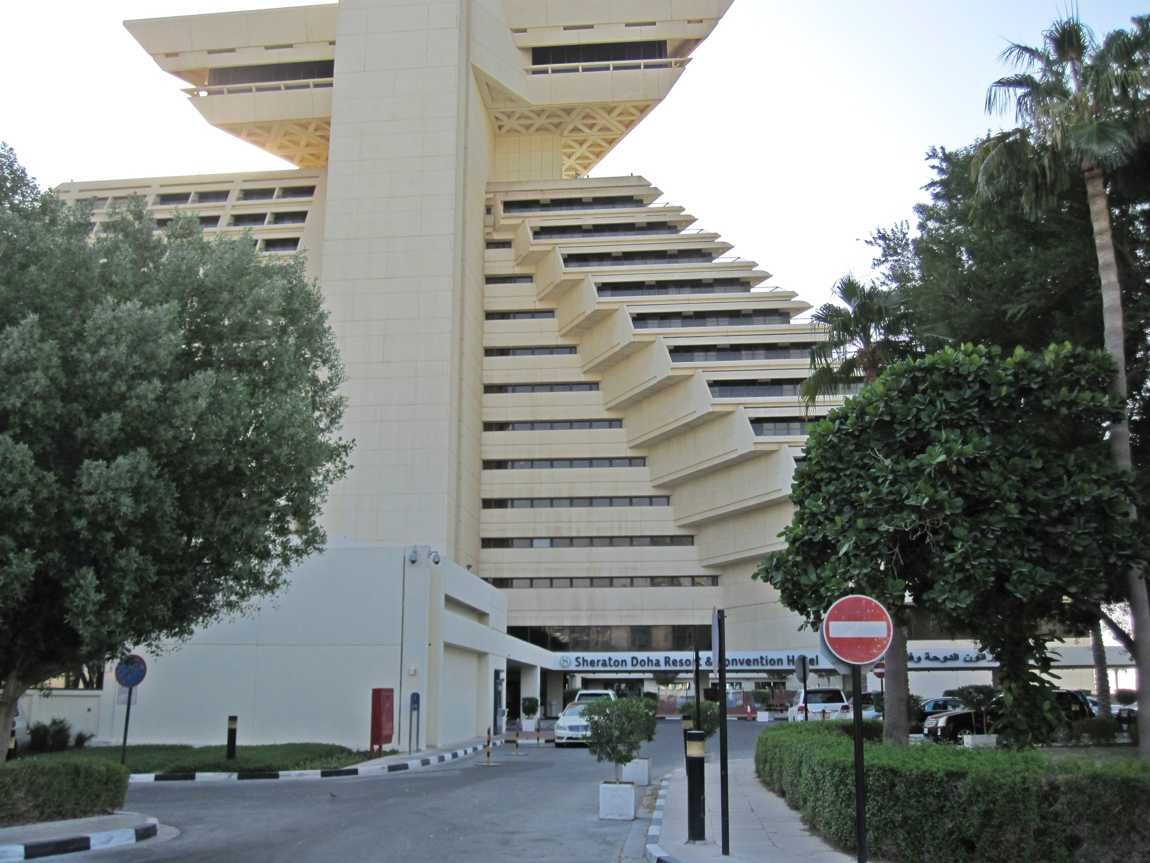 Sheraton Grand Doha Resort Convention Hotel   Wikipedia 4000x3000