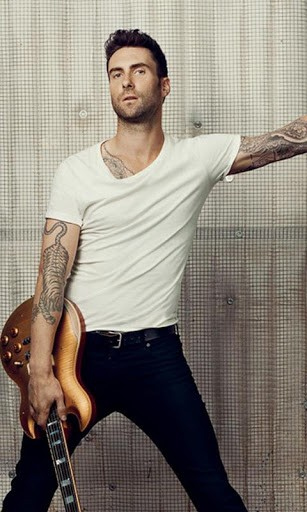 Download Adam Levine Live Wallpaper for Android by RB 307x512