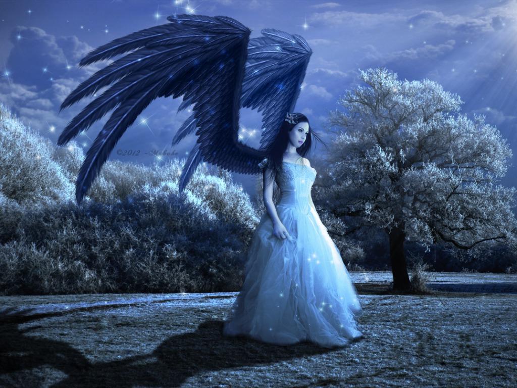 Angel wallpaper   cynthia selahblue cynti19 Wallpaper 32913504 1024x768