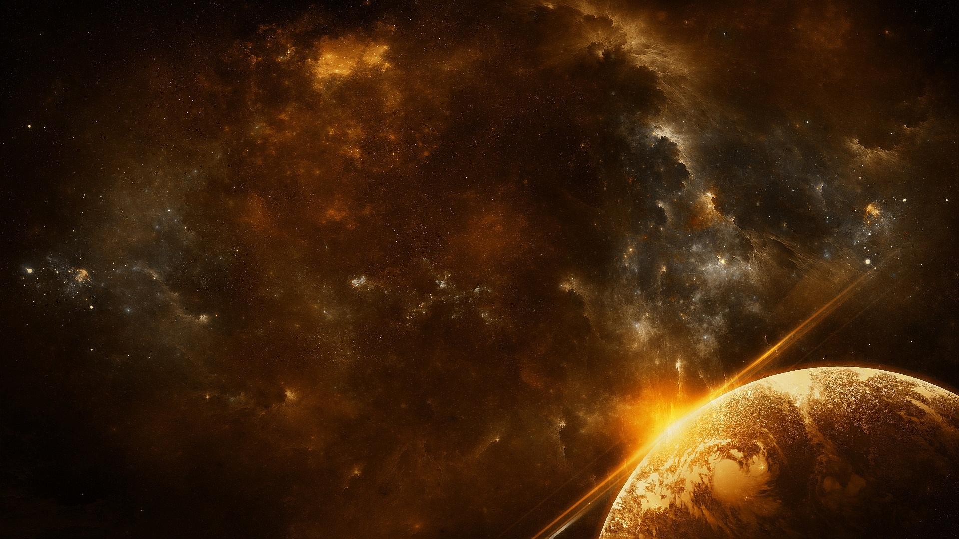 Venus Dark Matter Space 1920x1080