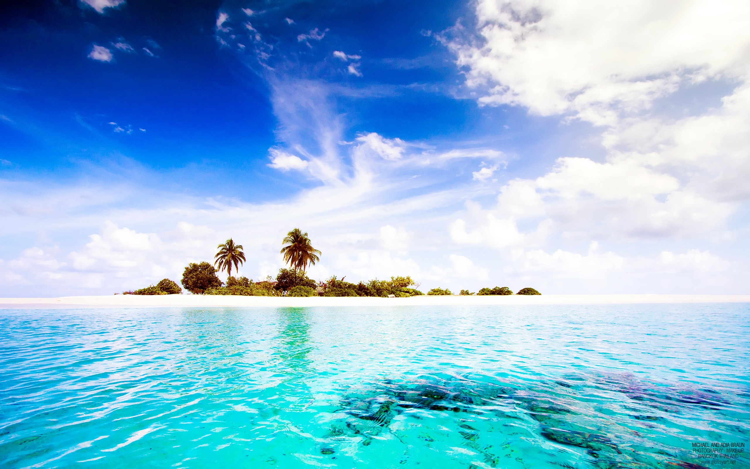 Maldives Diggiri Island Wallpapers HD Wallpapers 2560x1600