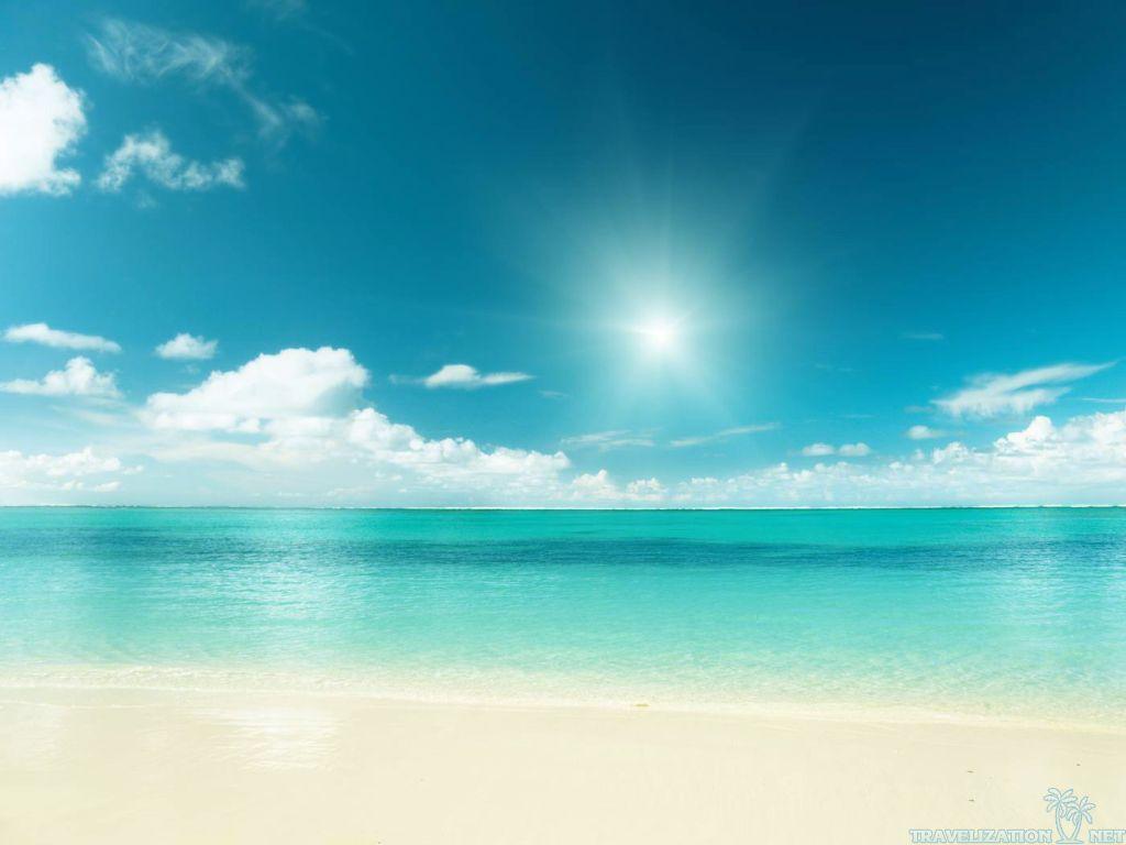 Caribbean Beach Wallpapers 1024x768