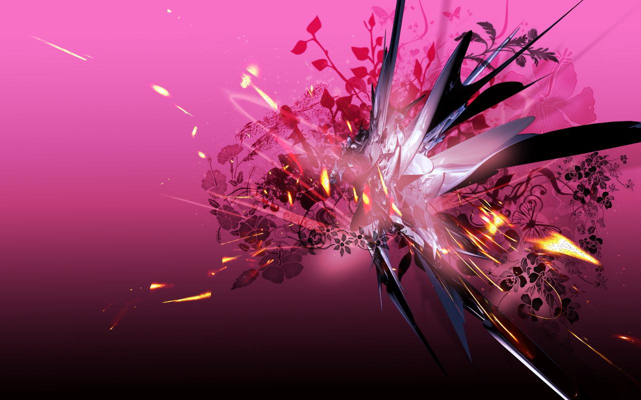 Beautiful Wallpapers Pink Wallpaper 1280x800