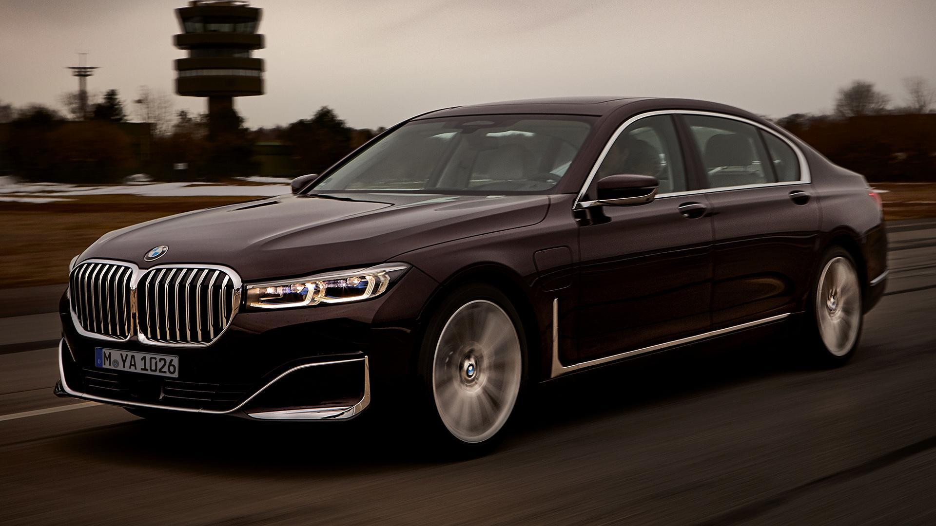 Free download 2019 BMW 7 Series Plug In Hybrid [LWB ...