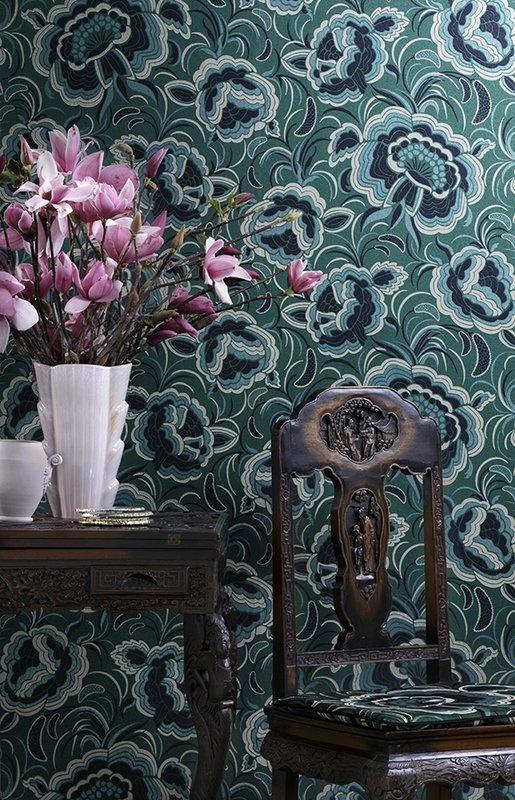 Splendour A Wallpaper Gold 211 10488 100 James Dunlop Textiles 515x800
