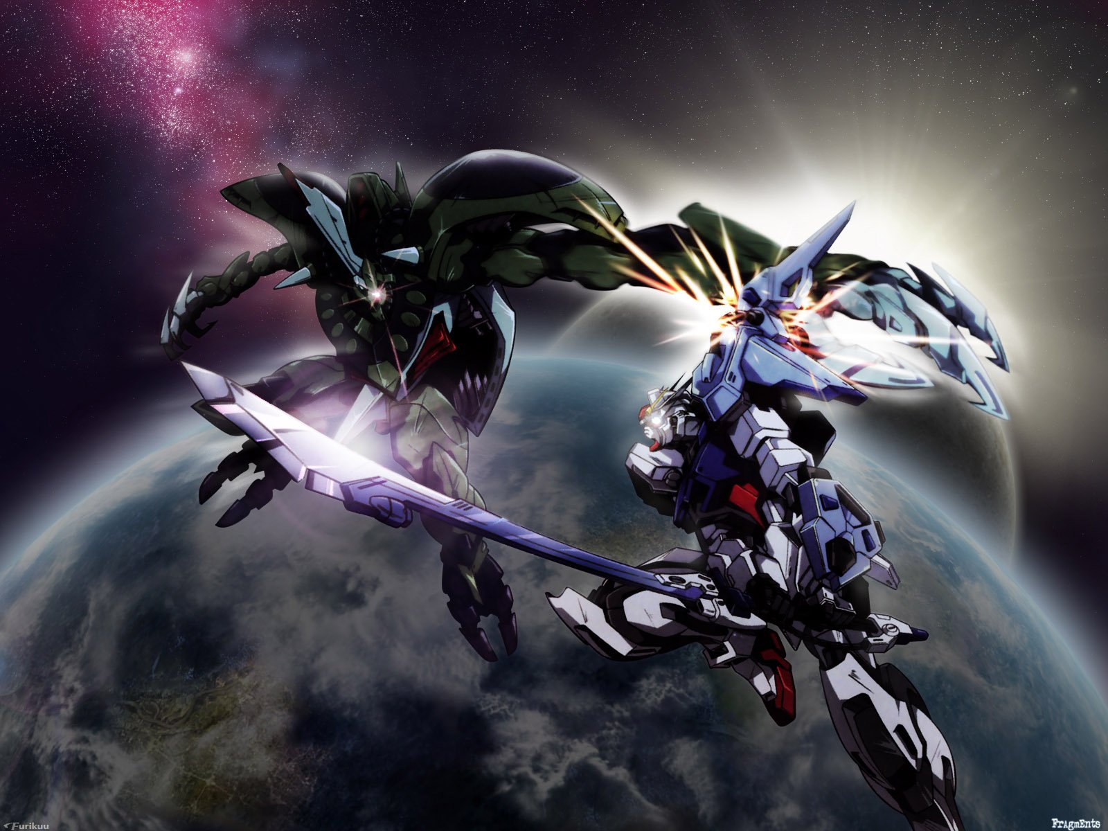 Gundam Seed Wallpapers Best HD Desktop Wallpapers Widescreen 1600x1200