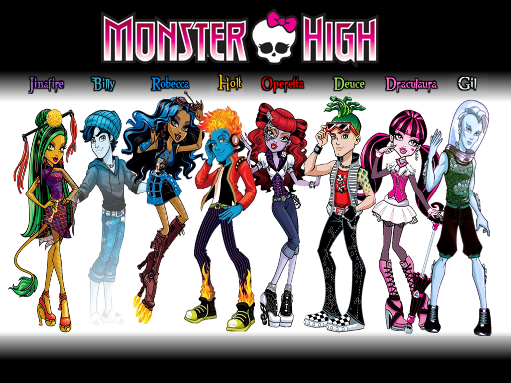Free Monster High Wallpapers