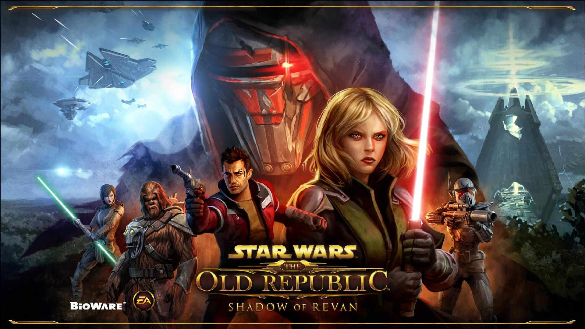 Image for Star Wars The Old Republic HD Wallpaper 1920x1080