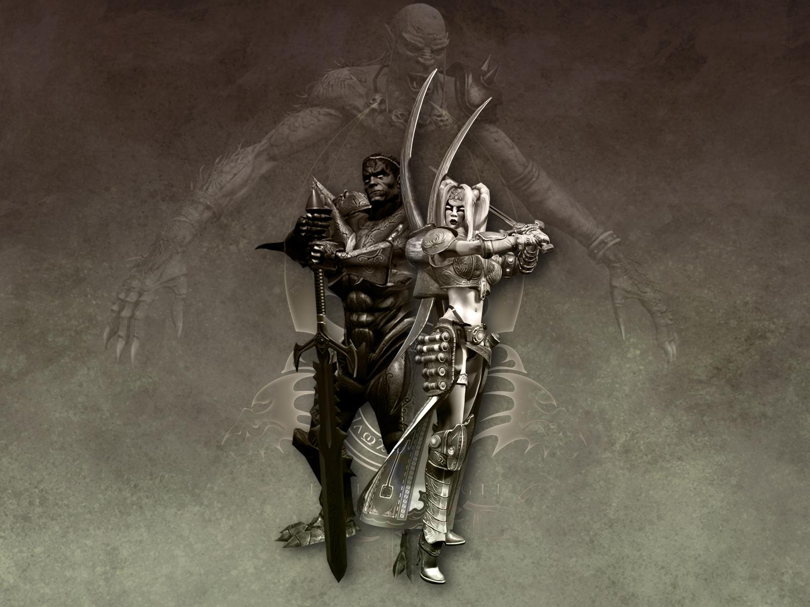 wallpaper spiele bild details von sacred 2 fallen angel wallpaper 1600x1200