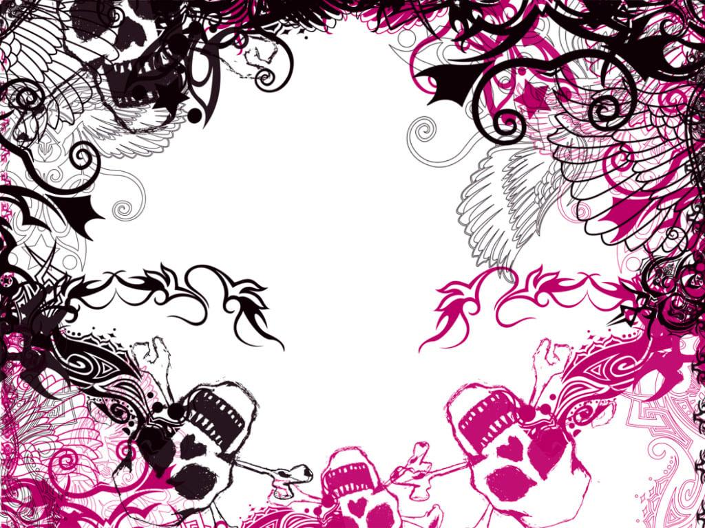 Cute Emo Wallpapers 1024x768