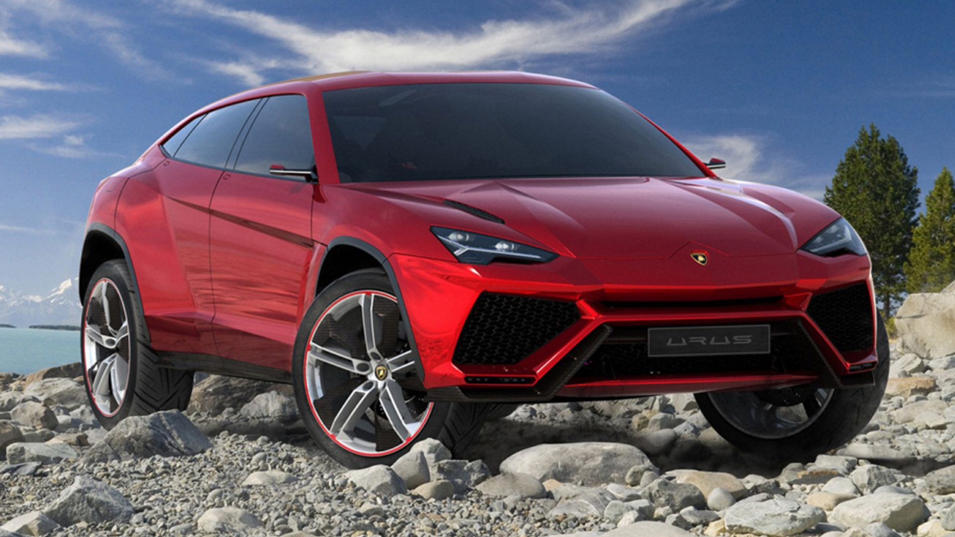 Lamborghini Urus Wallpaper HD Cars Wallpaper Lamborghini 1920x1080