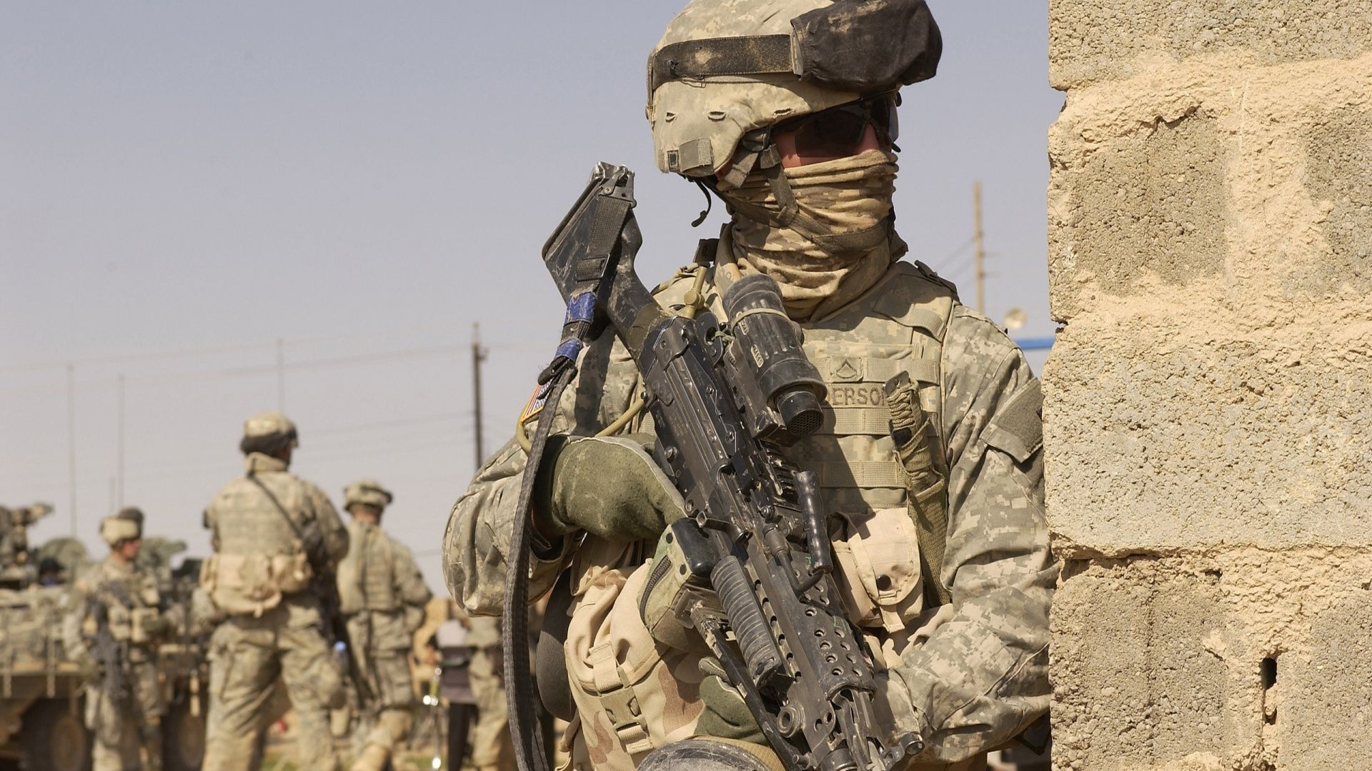 soldier military hd wallpaper wallpapers55com   Best Wallpapers for 1920x1080