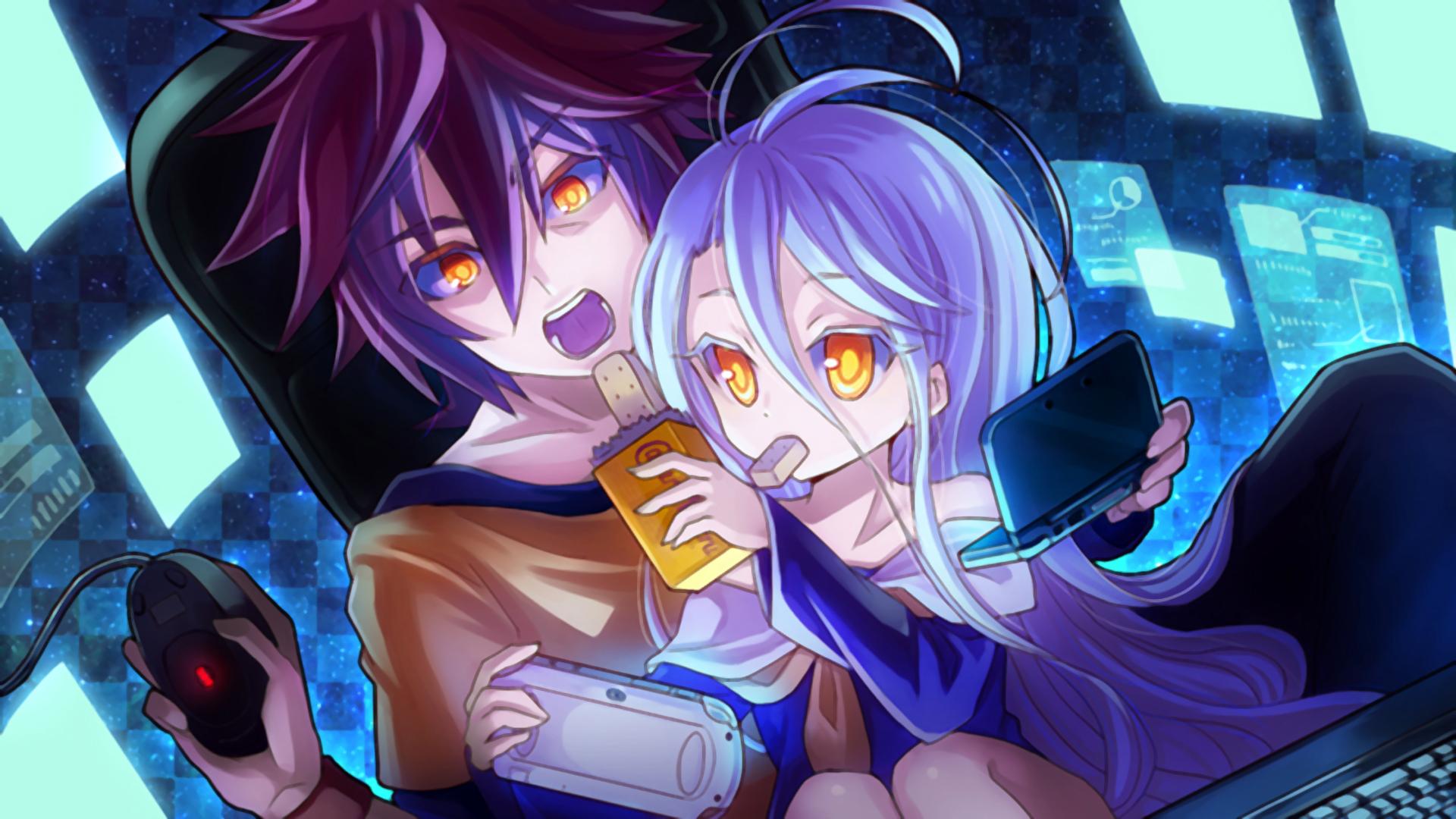 Anime Gamer Wallpaper - WallpaperSafari