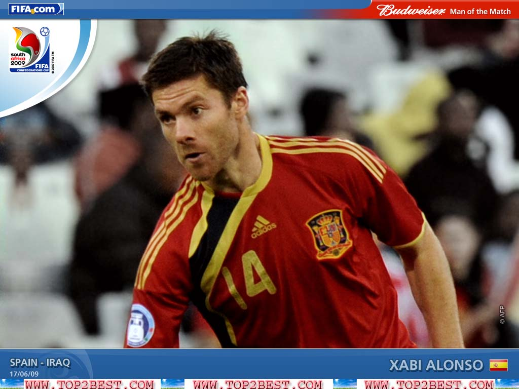 Xabi Alonso Wallpapers Top 2 Best 1024x768