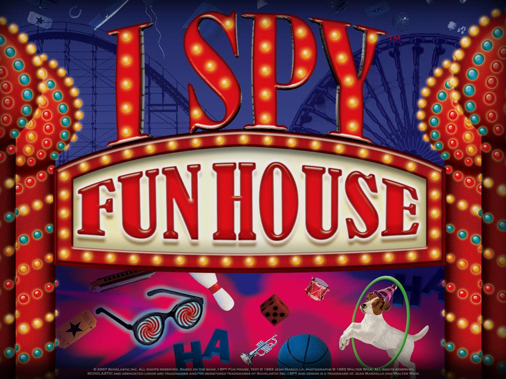 SPY Fun House for Nintendo DS Scholasticcom 1024x768