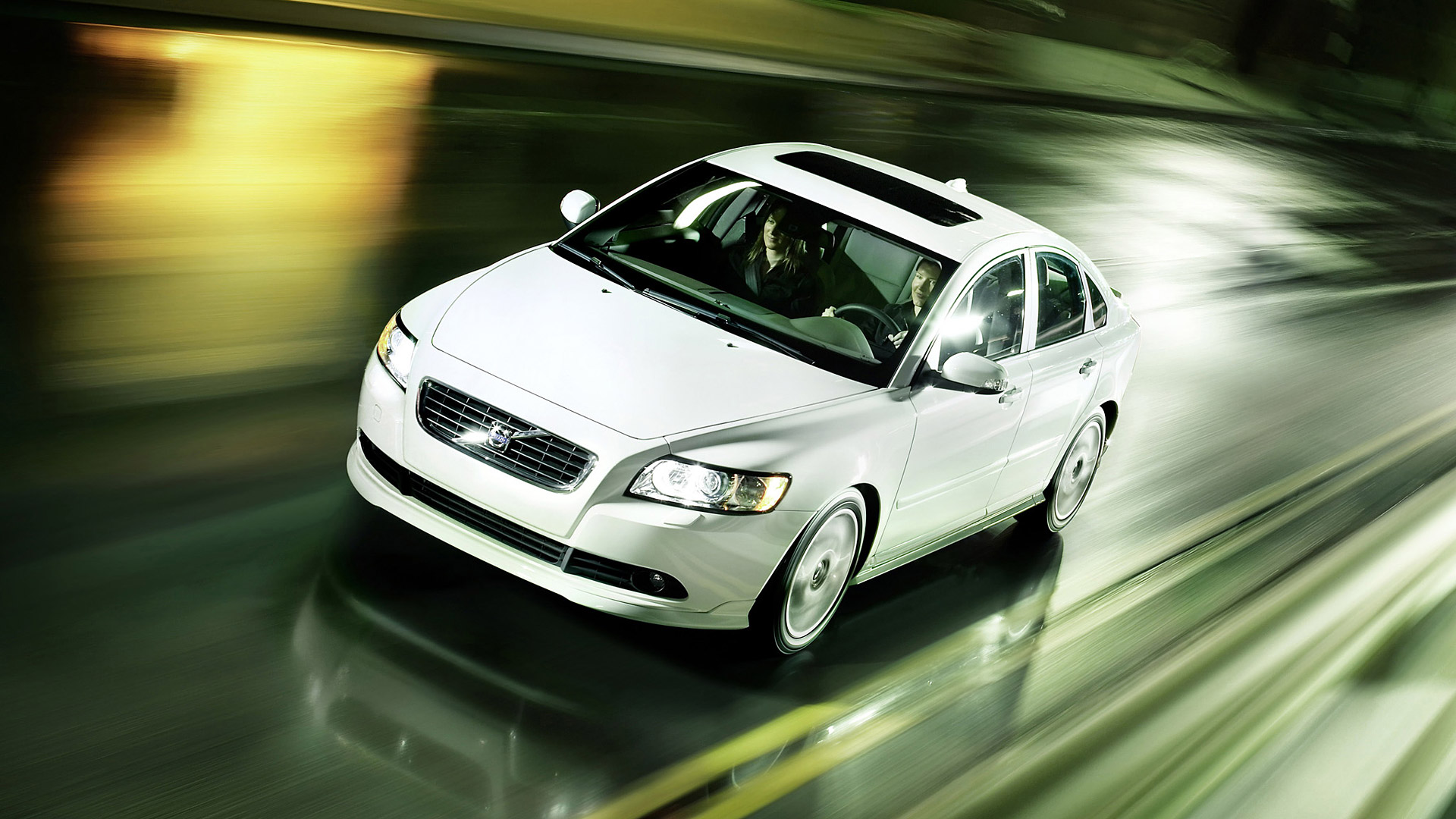 2007 Volvo S40 T5 Wallpapers HD Images   WSupercars 1920x1080