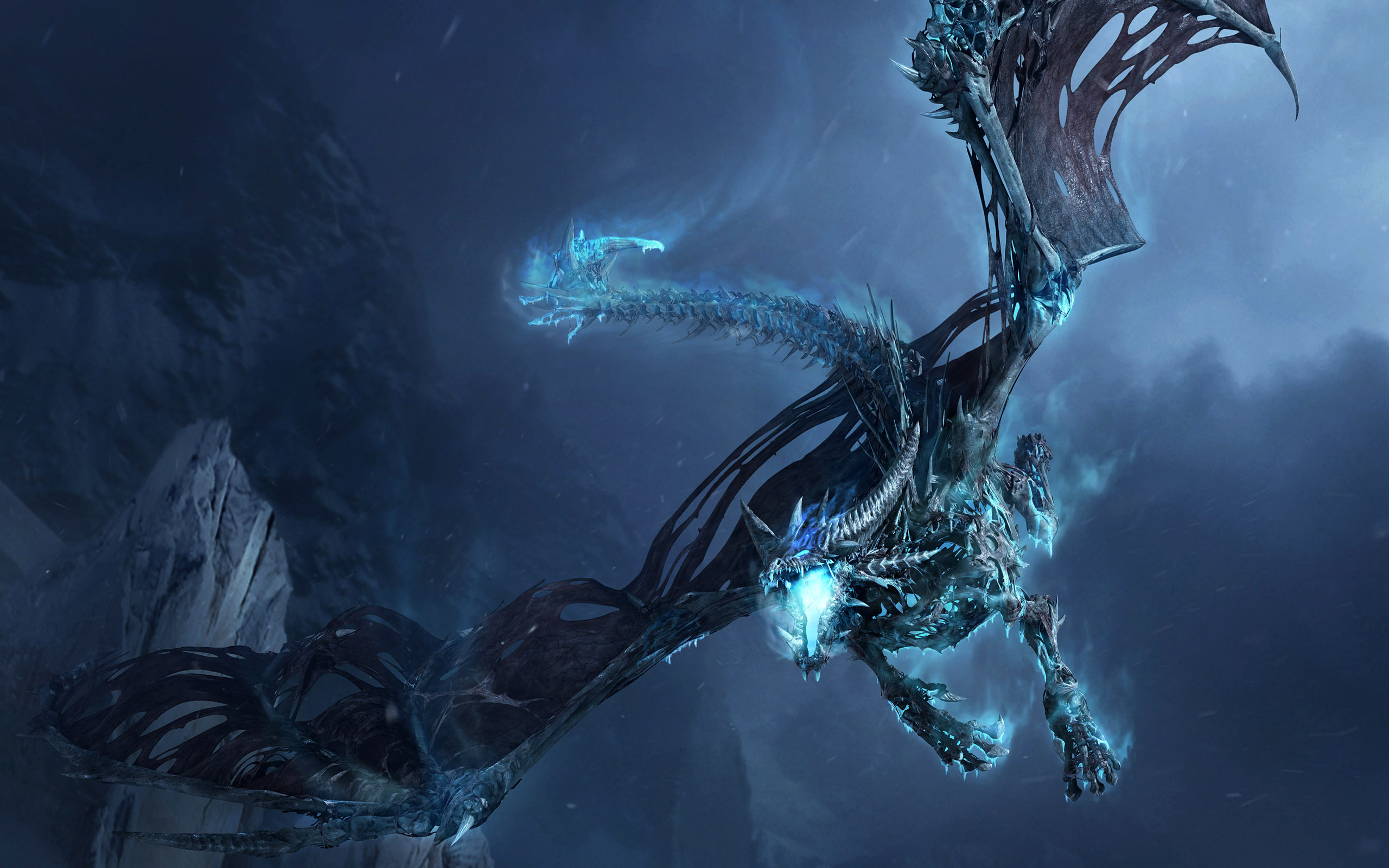 World of Warcraft Dragon Wallpapers HD Wallpapers 2560x1600