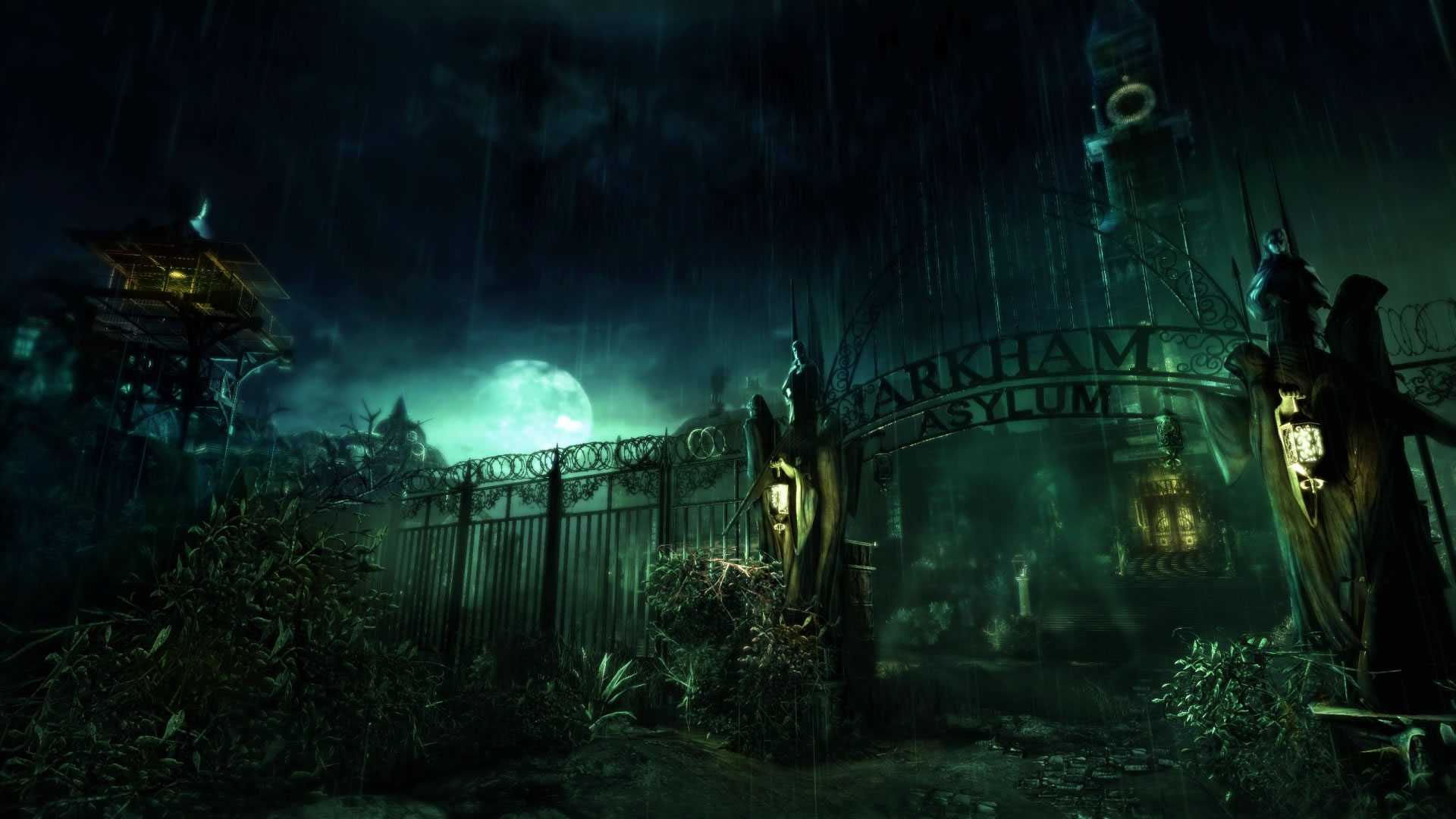 Batman Arkham Asylum wallpaper   177981 1920x1080