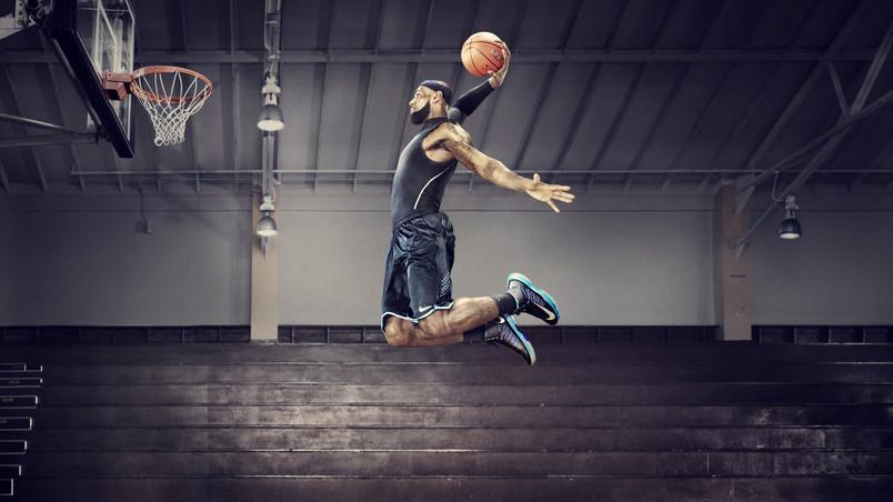 Nike Basketball wallpaper 804x452