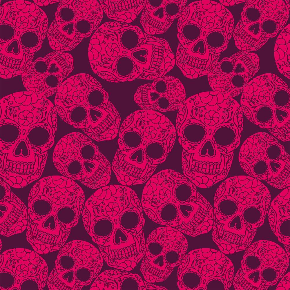 Sugar Skulls Pink Astek Inc [1000x1000