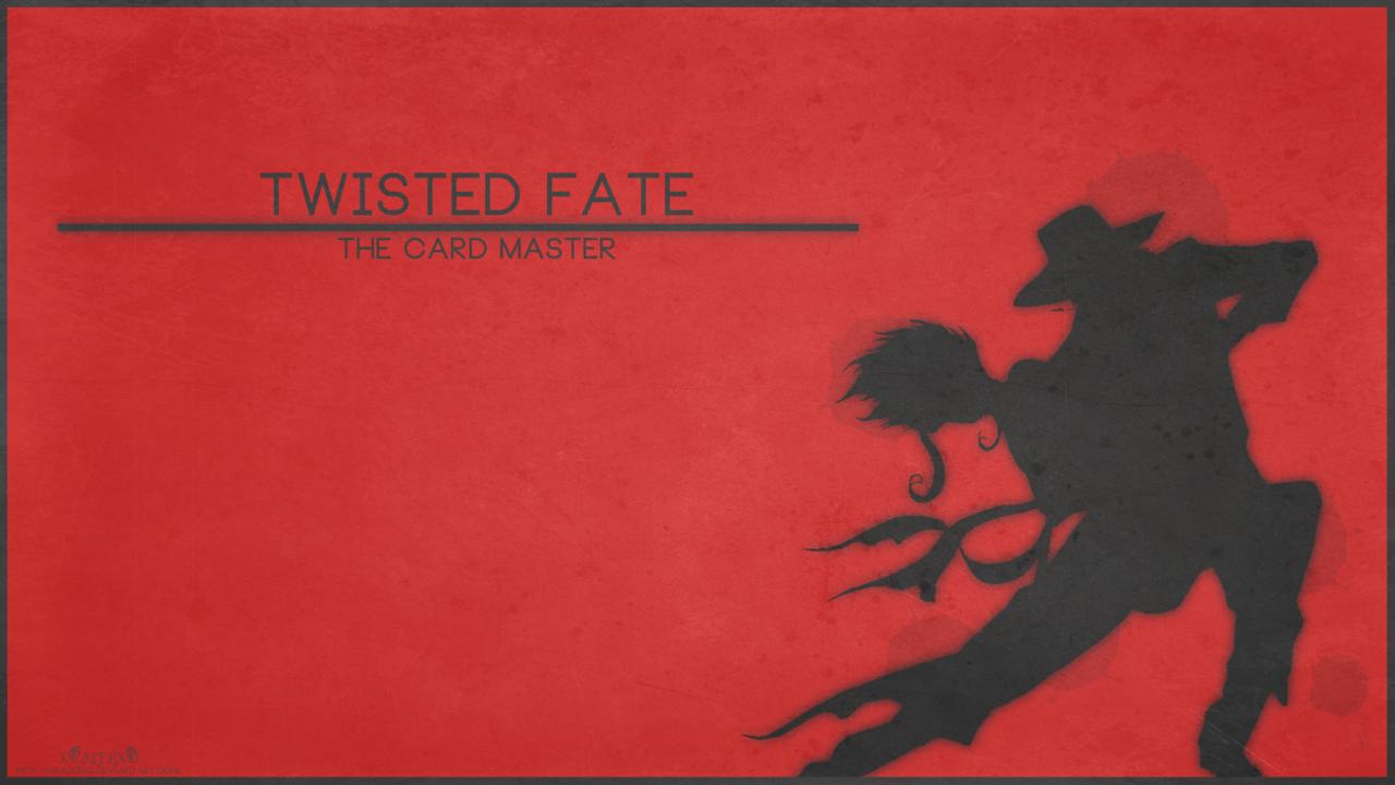 LoL   Tango Twisted Fate Wallpaper by xRazerxD 1280x720