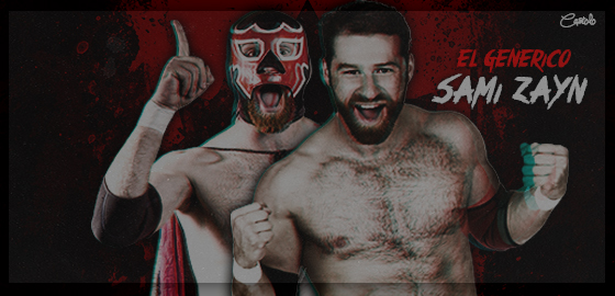 Wwe Sami Zayn Wallpaper Wallpapersafari