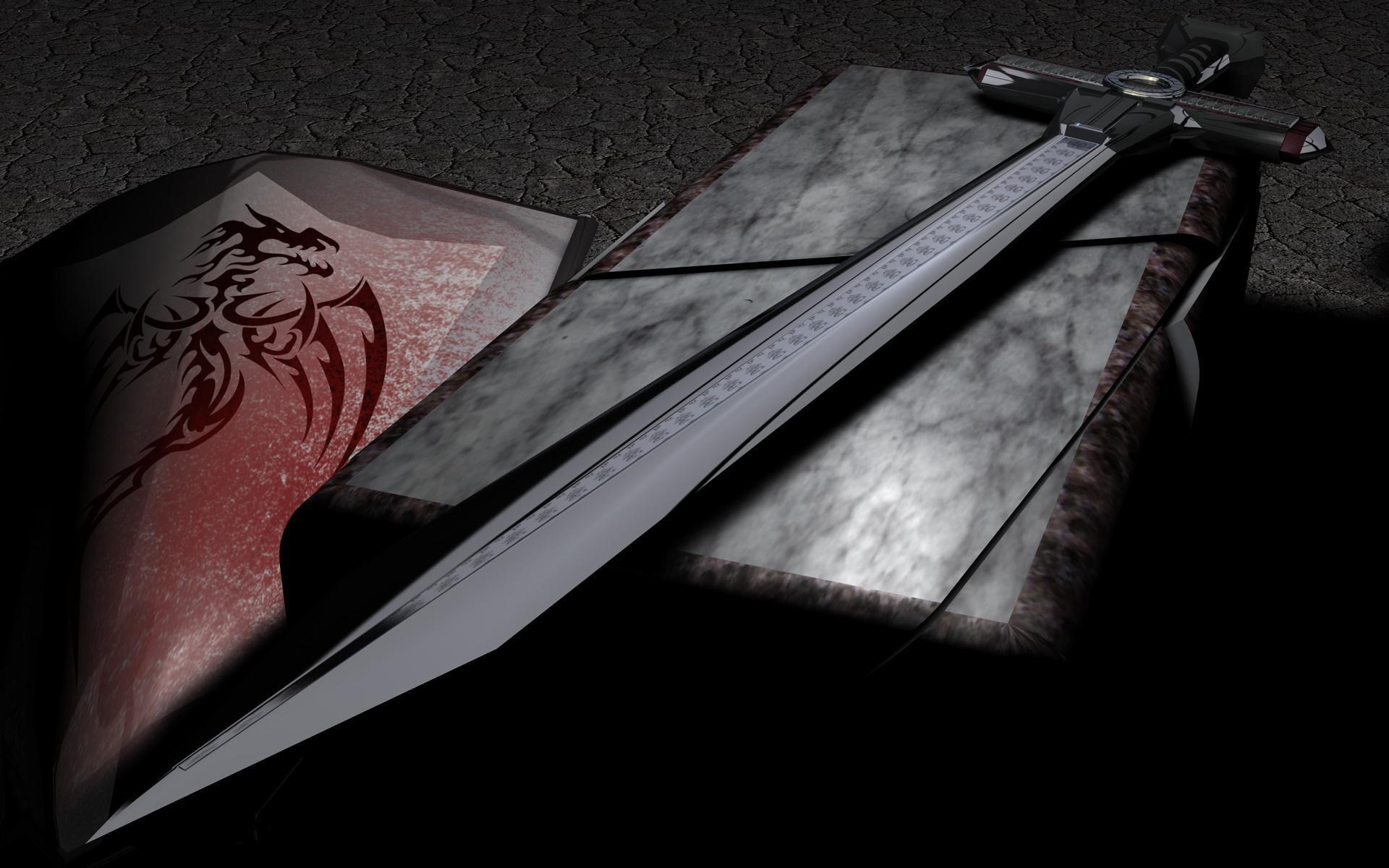 Swords Wallpaper HD - WallpaperSafari