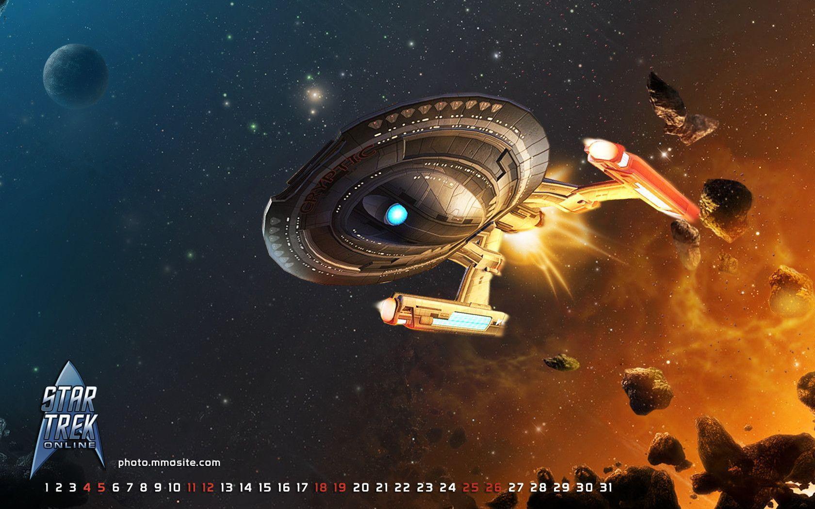 download Star Trek Online Wallpapers [1680x1050] for your 1680x1050