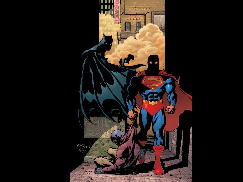 LeBron and D Wade Its Superman and Batman Time Politic365 1024x768