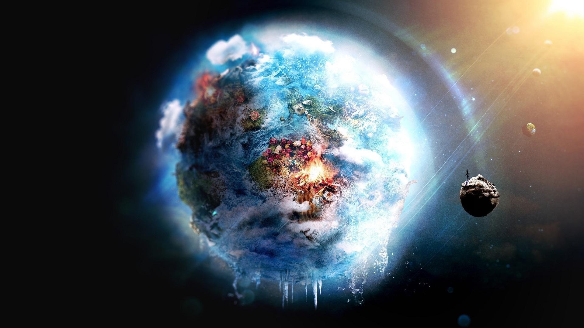 Ice World Wallpaper 17057 Wallpaper High Resolution 1920x1080