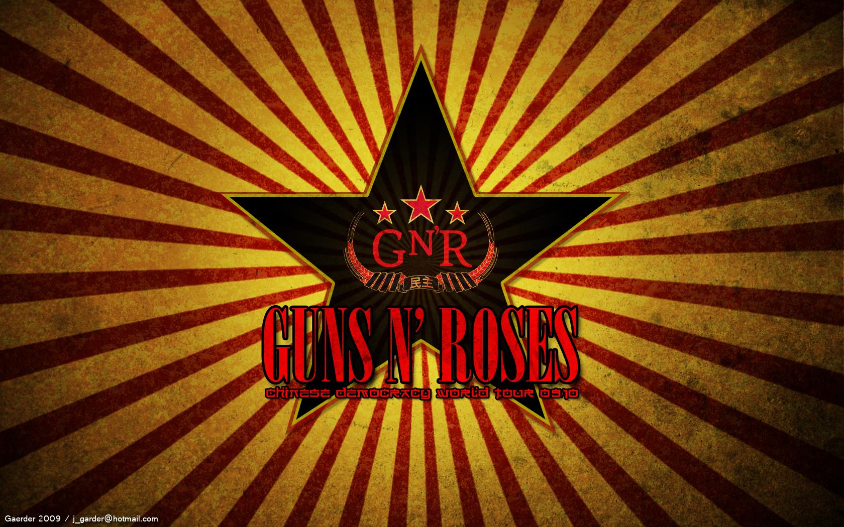 Guns N Roses wallpaper by Gaerder on deviantART 1680x1050