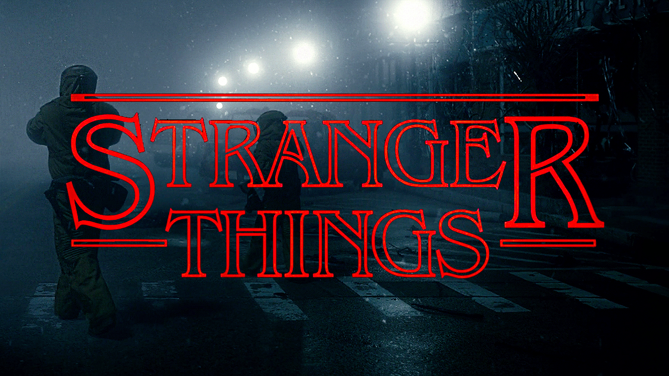 Stranger Things Wallpapers 1366x768
