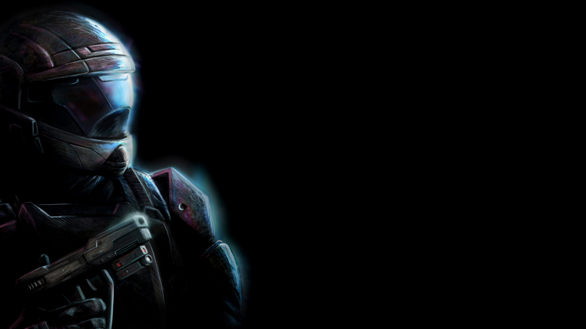 Free Download Odst Wallpaper By Leviwastaken 1920x1080 For Your