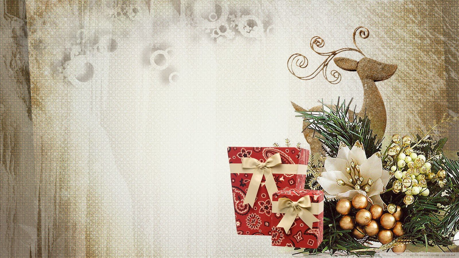49 Elegant HD 2018 Wallpapers of Christmas for Mobile Desktop 1600x900