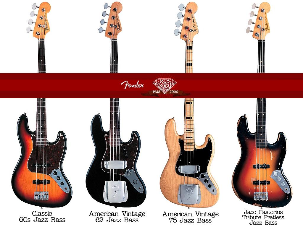 jazz bass fender guitars HD Wallpaper   Music Dance 163321 1024x768