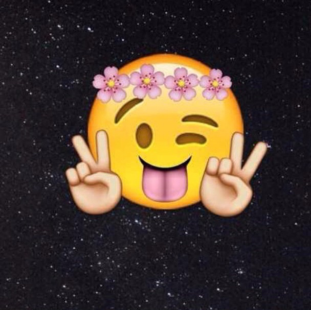 so cute emoji background image 2747862 by patrisha on Favimcom 608x607