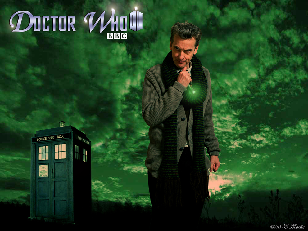 Doctor Who 12th Doctor Wallpaper