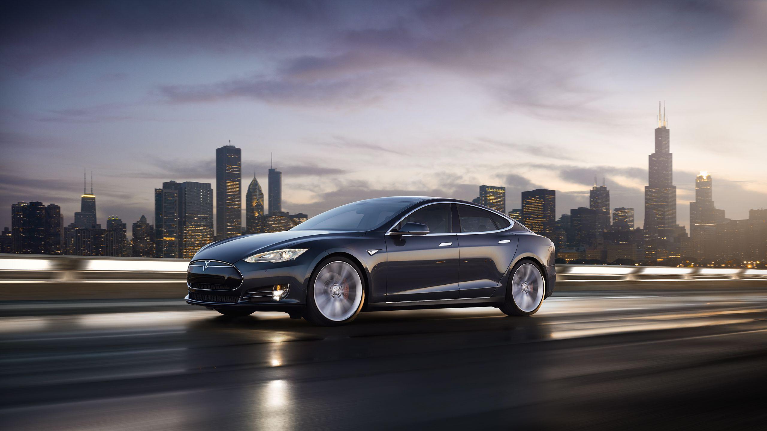 35 Tesla Model 3 Wallpapers On Wallpapersafari