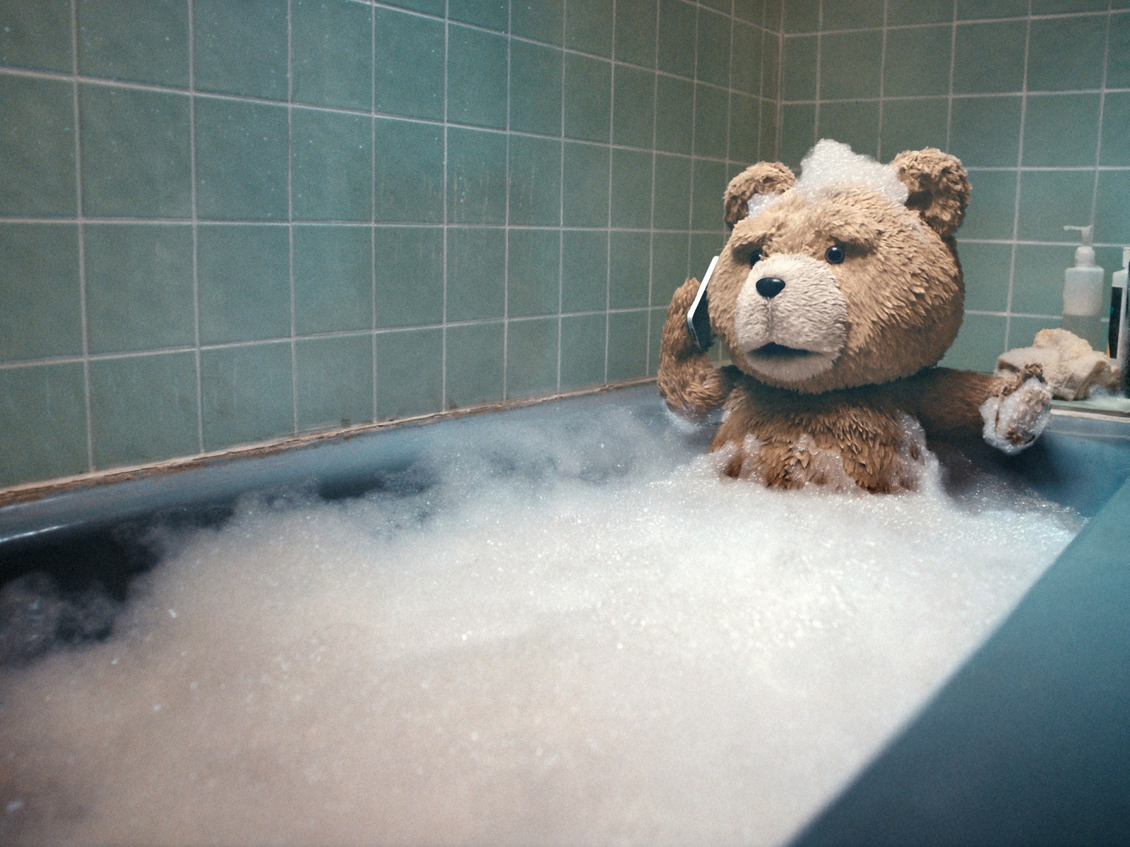 Ted Movie 2012 HD Wallpapers Poster HD Wallpapers Backgrounds 1600x1200