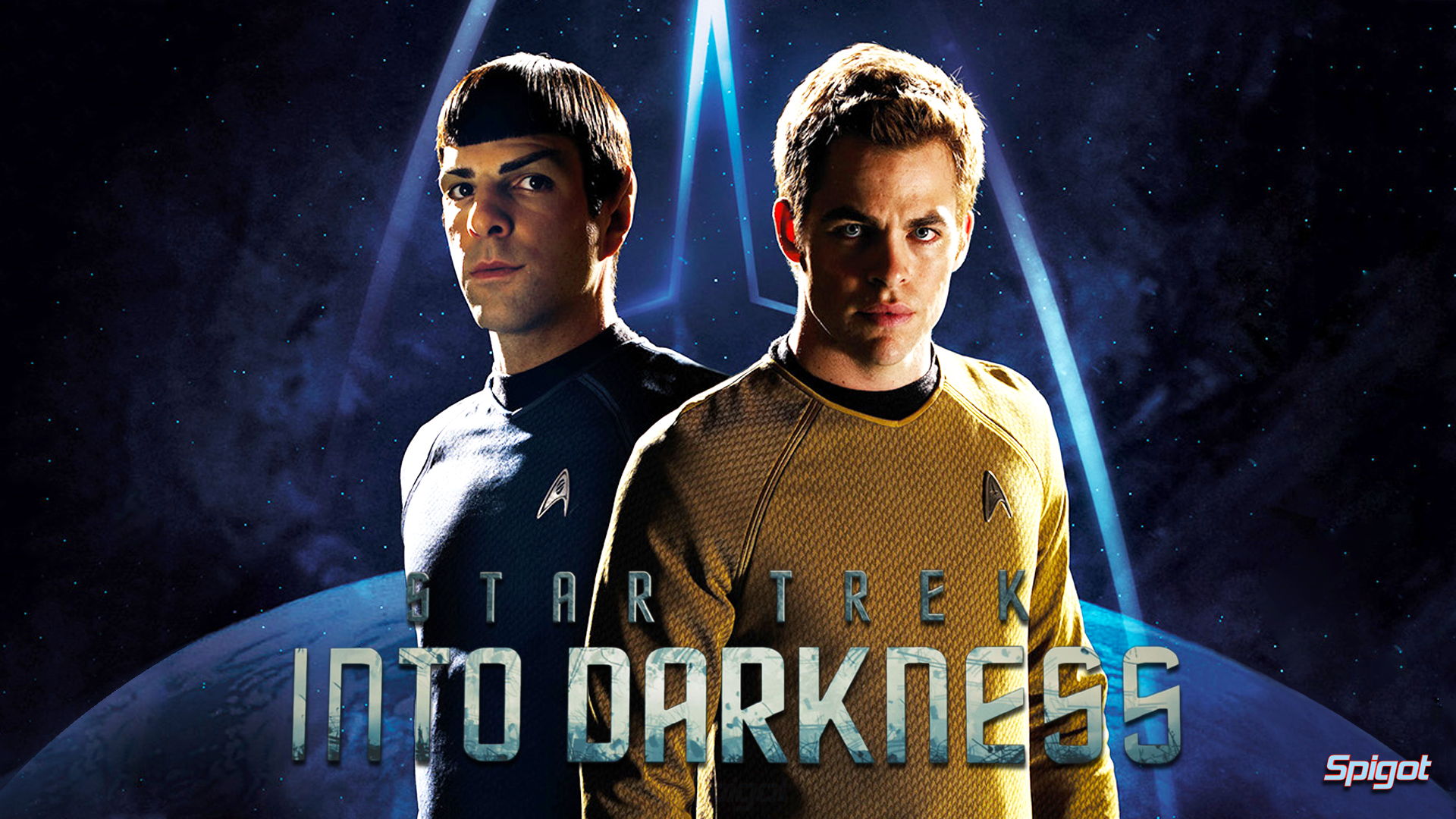 Star Trek Into Darkness George Spigots Blog 1920x1080