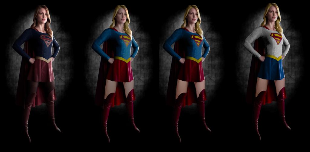 dark supergirl wallpaper - photo #38