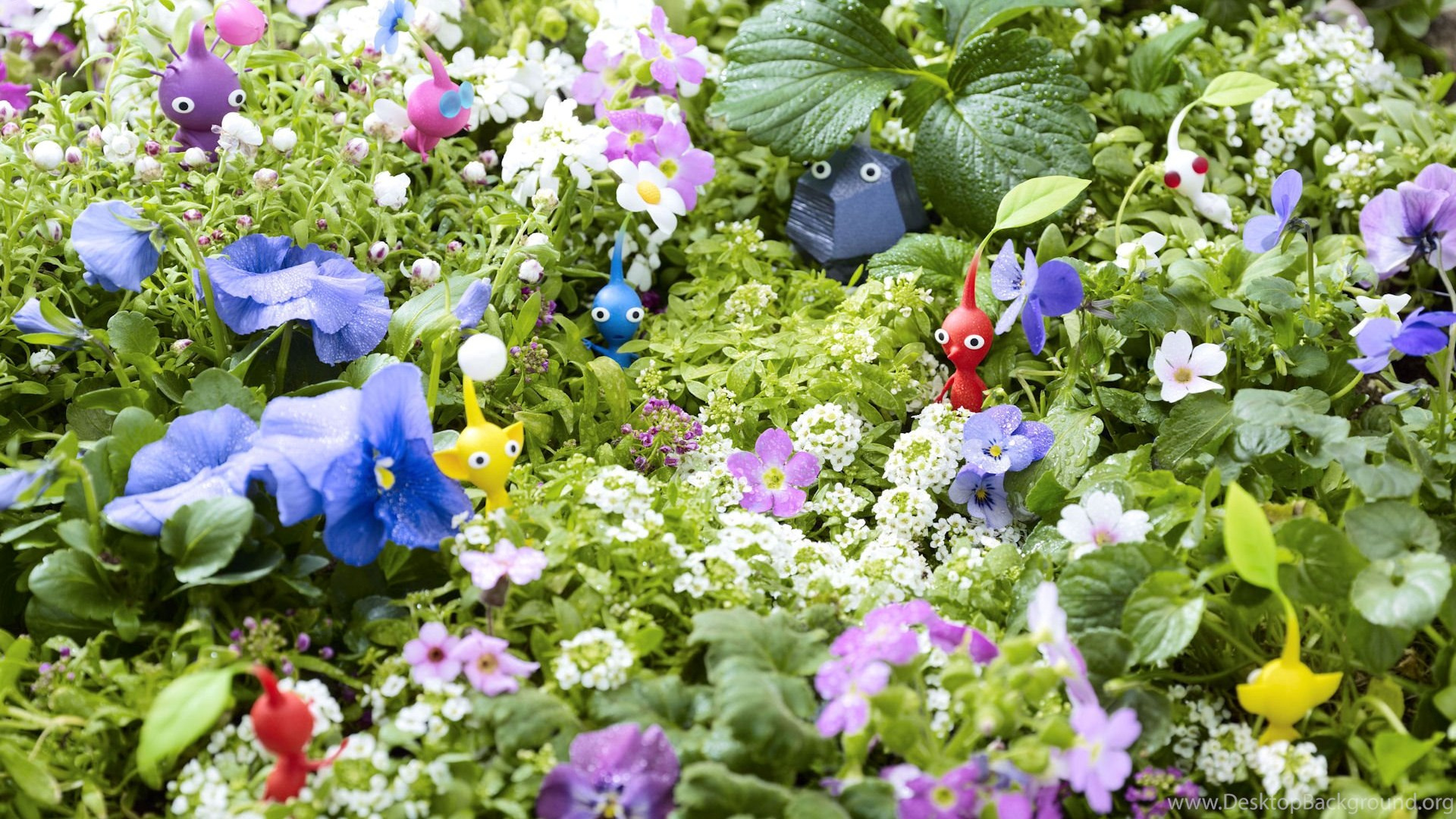 Pikmin 3 HD Wallpapers and Background Images   stmednet 1920x1080