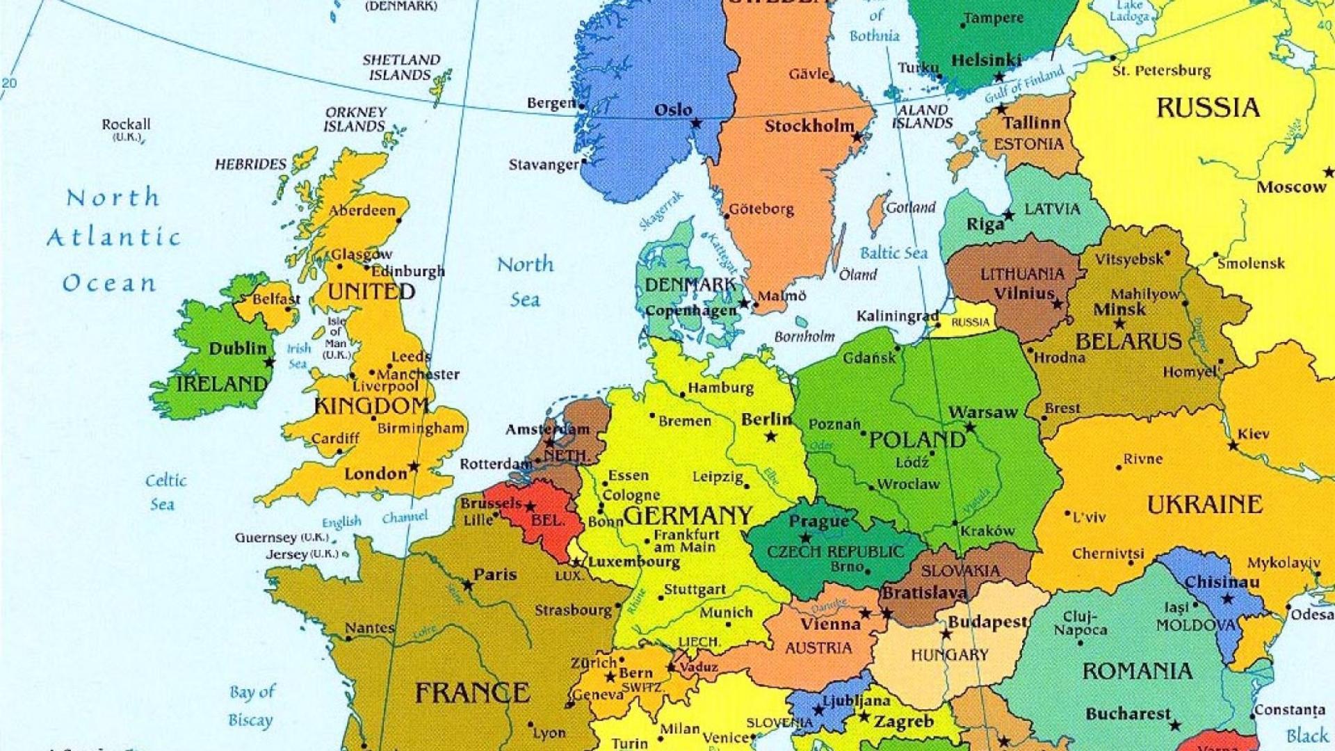 48 European Cities Wallpaper On Wallpapersafari