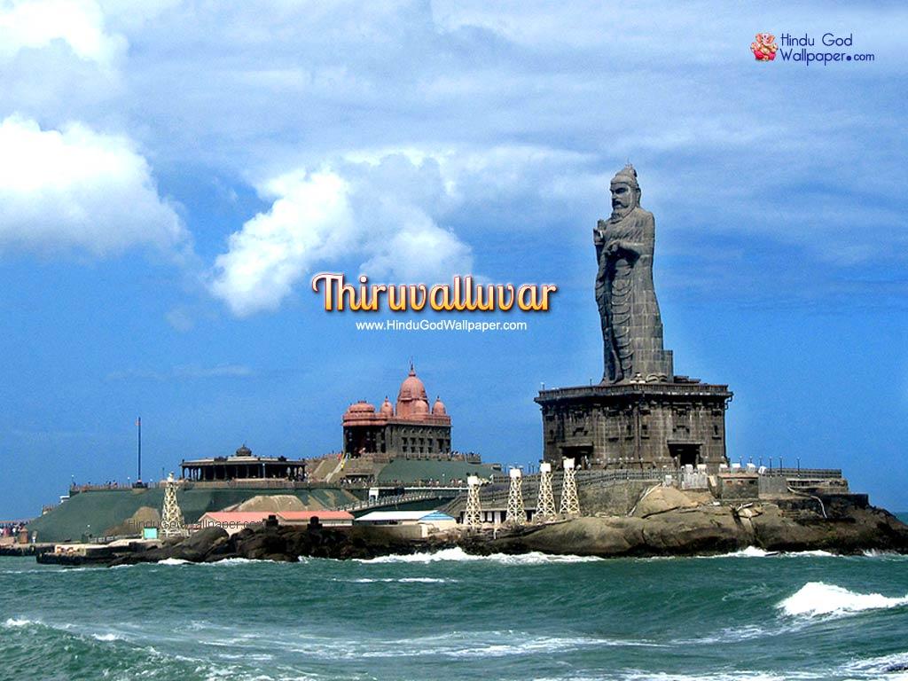 3263 thiruvalluvar statue wallpaperjpg 1024x768