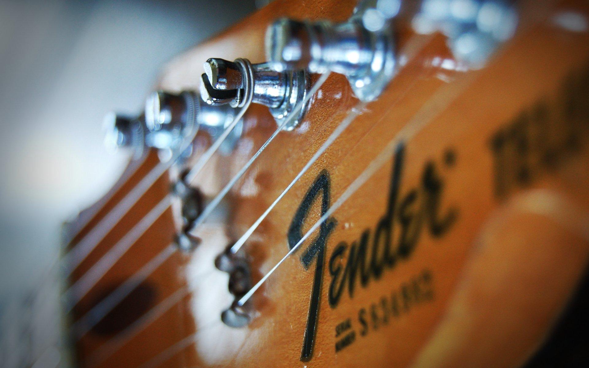 Fender Guitar Wallpaper PC 7142 Wallpaper Wallpaper Screen 1920x1200
