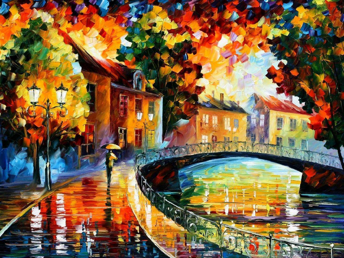 Leonid Afremov Wallpapers 1333x1003